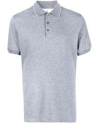 Brunello Cucinelli - Рубашка Поло С Короткими Рукавами - Lyst