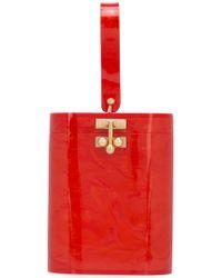 Edie Parker - Mini Bucket Bag - Lyst