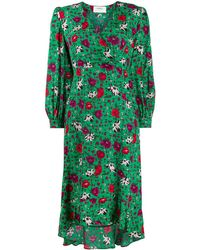 Ba&sh - フローラル ドレス - Lyst