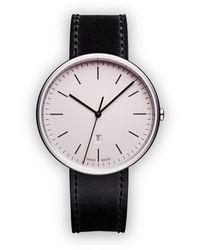 Uniform Wares 'M38 Date' Armbanduhr - Schwarz