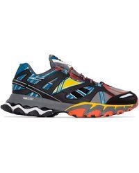 Reebok Dmx Trail Shadow Low-top Sneakers - Blauw