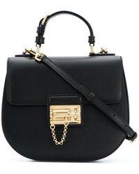 Dolce & Gabbana - Top Handle Tote Bag - Lyst
