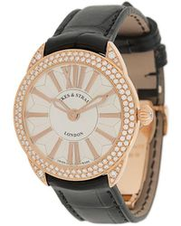 Backes & Strauss Piccadilly Renaissance 33 腕時計 - ホワイト