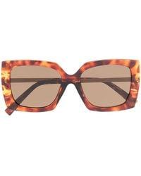 Le Specs Солнцезащитные Очки Discomania Alt Fit - Коричневый