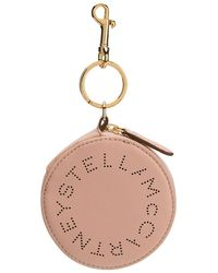 Stella McCartney ステラ ロゴ 財布 - ピンク