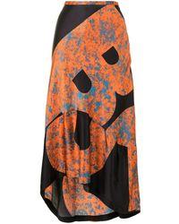 Colville ハイロースカート - オレンジ