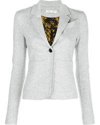 PROENZA SCHOULER WHITE LABEL テーラードジャケット - グレー
