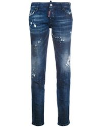 DSquared² - Jennifer Jeans - Lyst