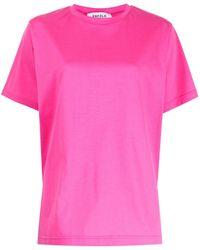 Enfold ボクシー Tシャツ - ピンク