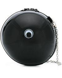 Marine Serre Dream Ball ショルダーバッグ - ブラック