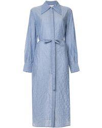 Karen Walker - オーバーサイズカラー ドレス - Lyst