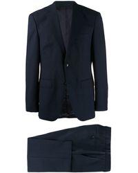 BOSS ツーピーススーツ - ブルー