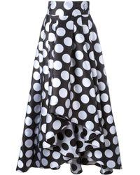 Ultrachic | Polka Dot Skirt | Lyst
