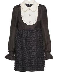 Miu Miu Gazar ドレス - ブラック
