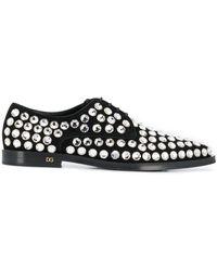 Dolce & Gabbana ダービーシューズ - ブラック