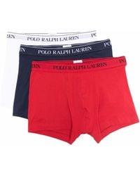 Polo Ralph Lauren ボクサーパンツ セット - レッド