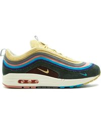 Nike Air Max 1/2 Pumps Van F X Secan Wit Sneakers - Groen