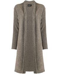 Andrea Ya'aqov Mid-length Cardi-coat - Multicolor