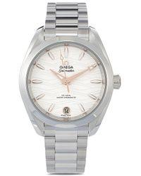 Omega Montre Seamaster Aqua Terra 150 M Co-Axial Master Chronometer non portée (2021) - Métallisé
