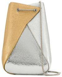 the VOLON - Mani Bucket Bag - Lyst