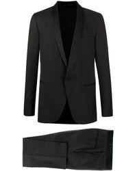 Lanvin シングルスーツ - ブラック
