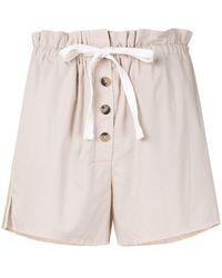 Venroy Shorts con cordones - Multicolor