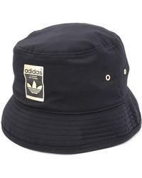 adidas Logo Print Bucket Bag - マルチカラー