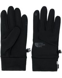 The North Face - Touch Sensitive Knitted Gloves - Lyst