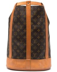 Louis Vuitton - Zaino Randonnée Pre-owned 1997 - Lyst