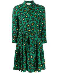 LaDoubleJ - Bellini フローラルプリント ドレス - Lyst
