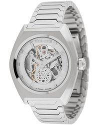 Roberto Cavalli スケルトン 41mm 腕時計 - メタリック
