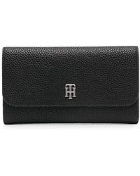 Tommy Hilfiger Essence 財布 - ブラック
