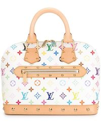 Louis Vuitton - Сумка-тоут Alma Pre-owned - Lyst