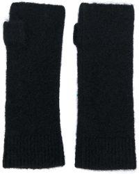 Isabel Marant Finger-less Gloves - Black