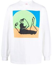 Levi's グラフィック スウェットシャツ - マルチカラー