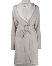 UGG Duffield Dressing Gown - Gray