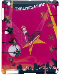 Juicy Couture Printed Tablet Case - Pink