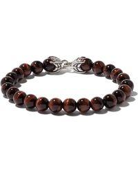 David Yurman Браслет 'spiritual Beads' - Коричневый