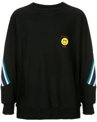Facetasm スウェットシャツ - ブラック