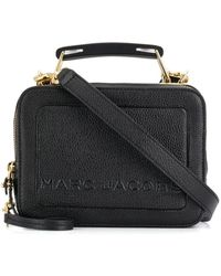 Marc Jacobs Sac porté épaule The Box 20 - Noir