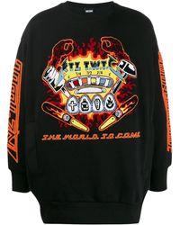 KTZ The World To Come スウェットシャツ - ブラック