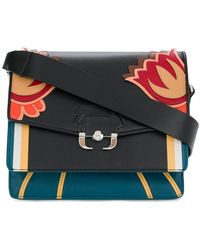 Paula Cademartori - Floral Shoulder Bag - Lyst