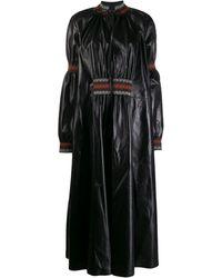 Loewe Vestido con detalle de costuras