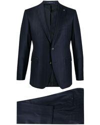 Tagliatore - ストライプ ツーピーススーツ - Lyst