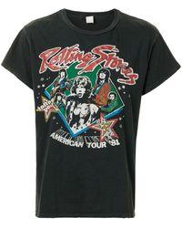 MadeWorn Rolling Stones Tシャツ - グレー