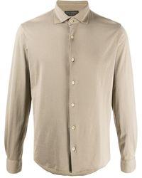 Dell'Oglio - ポインテッドカラー シャツ - Lyst