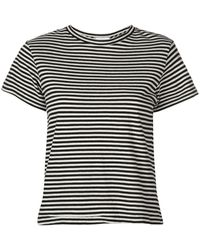 RE/DONE - ストライプ Tシャツ - Lyst