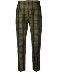 Mantu - Metallic Tailored Trousers - Lyst