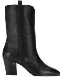 Laurence Dacade Simona Ankle Boots - Black