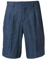 Z Zegna - Bermuda Shorts - Lyst
